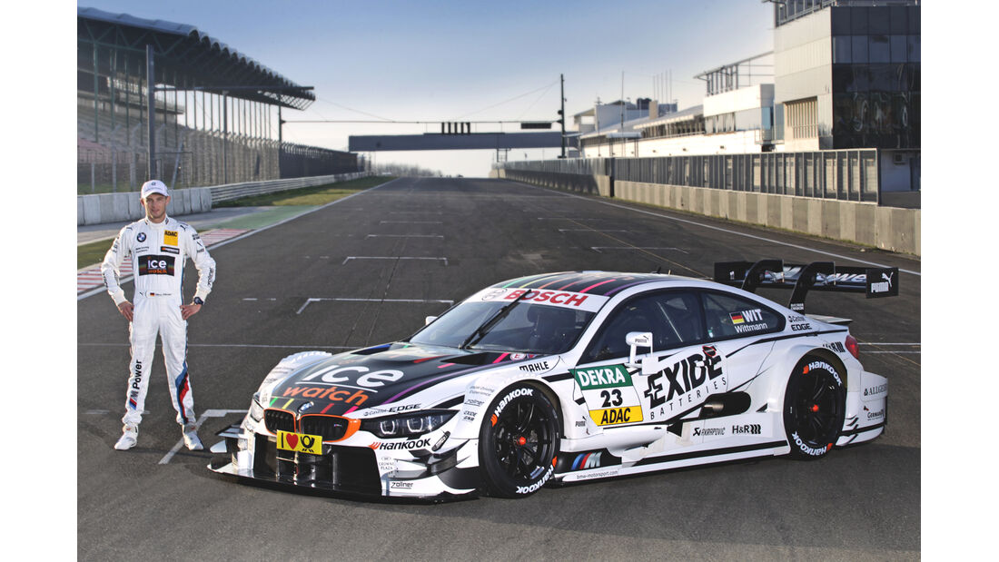 Marco Wittmann - BMW M4 DTM - DTM 2014
