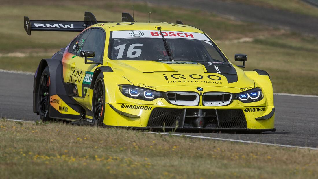 Marco Wittmann - BMW M4 - DTM - Testfahrten - Nürburgring - 8. Juni 2020