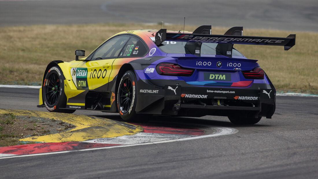 Marco Wittmann - BMW M4 - DTM - Testfahrten - Nürburgring - Juni 2020