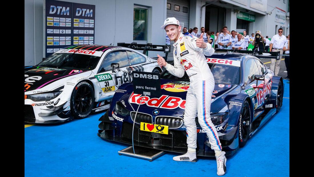 Marco Wittmann - DTM Nürburgring 2016