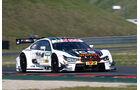 Marco Wittmann - DTM Test 2015 - Oschersleben - BMW M4 DTM