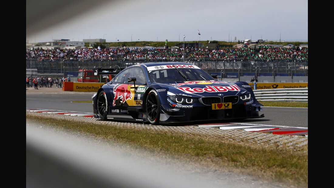 Marco Wittmann - DTM - Zandvoort 2016