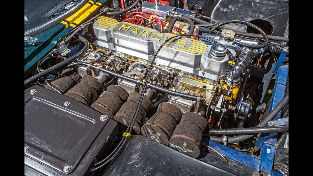 Marcos 3 Litre, Motor