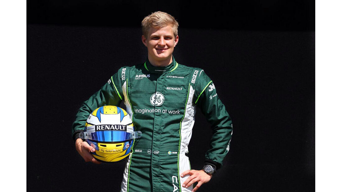 Marcus Ericcson - Formel 1 - GP Australien - 13. März 2014