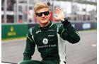 Marcus Ericsson - Caterham - Formel 1 - GP Australien - 16. März 2014