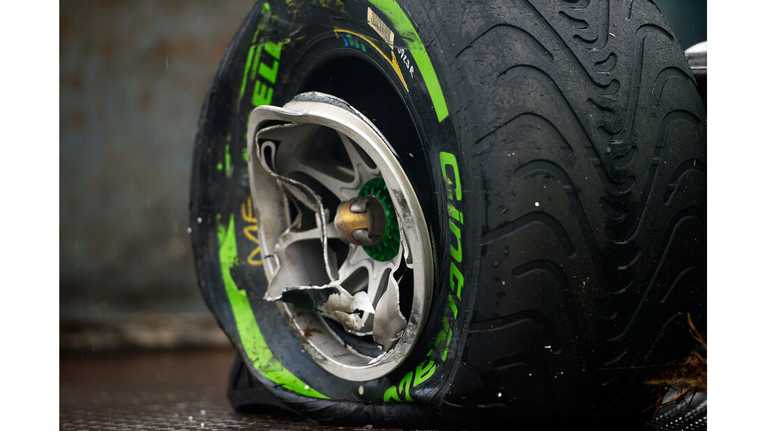 Marcus Ericsson - Caterham - Formel 1 - GP Malaysia - Sepang - 29. März 2014