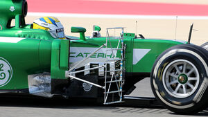 Marcus Ericsson - Caterham - GP Bahrain - Test 2 - 9. April 2014