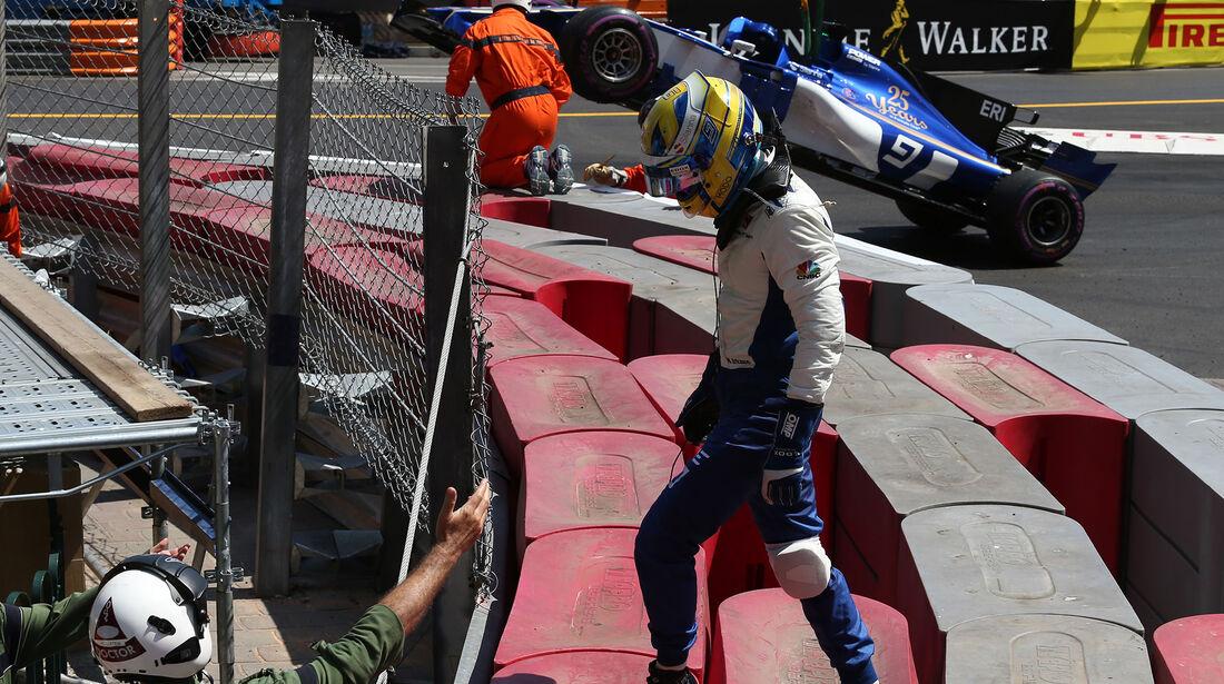 Marcus Ericsson - Formel 1 - GP Monaco 2017