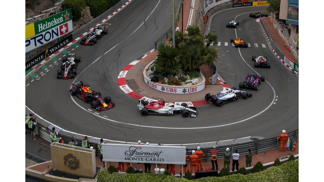 Marcus Ericsson - Formel 1 - GP Monaco 2018