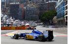 Marcus Ericsson  - Formel 1 - GP Monaco - Sonntag - 24. Mai 2015