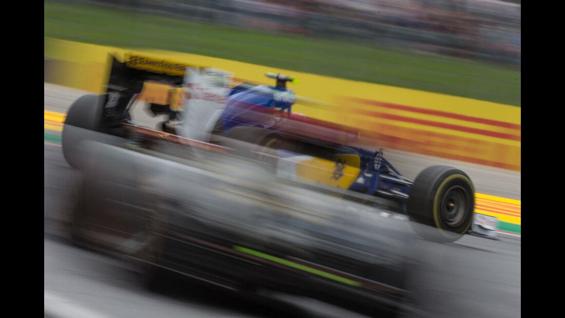 Marcus Ericsson - Formel 1 - GP Österreich 2015 - Danis Bilderkiste