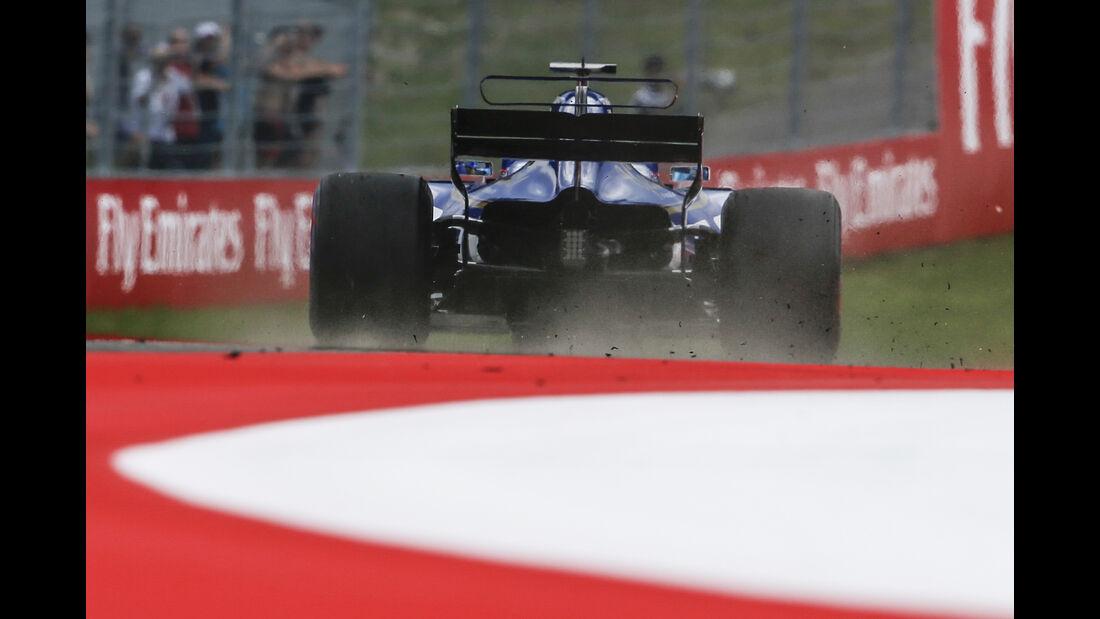 Marcus Ericsson - Formel 1 - GP Österreich 2017