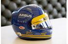 Marcus Ericsson - Formel 1-Spezialhelme