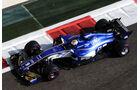Marcus Ericsson - GP Abu Dhabi 2017