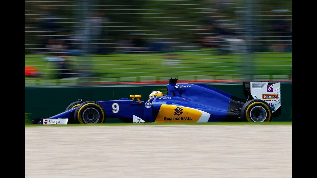Marcus Ericsson - GP Australien 2016