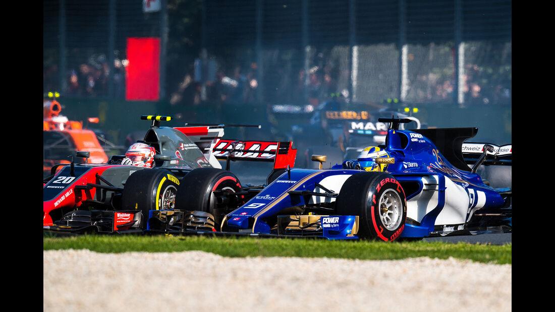 Marcus Ericsson - GP Australien 2017