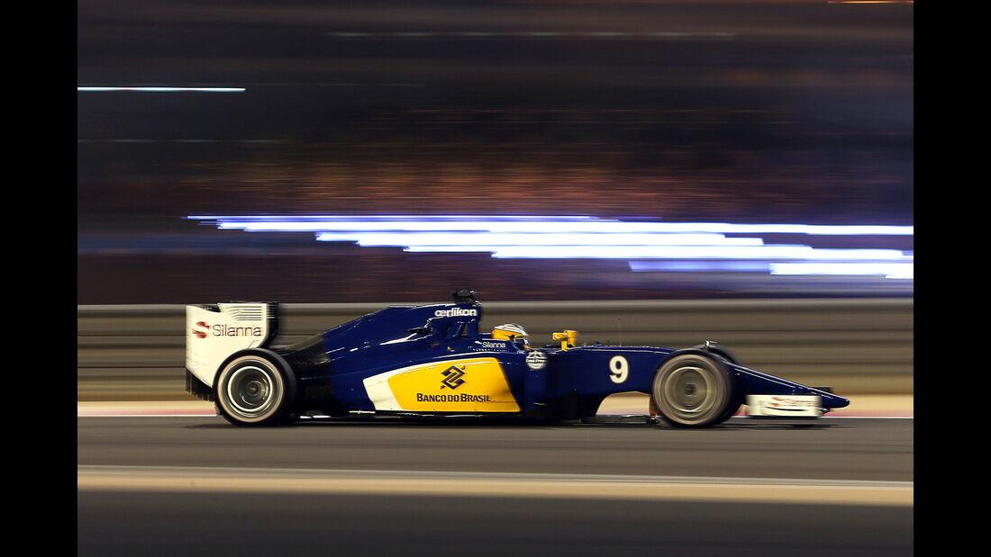 Marcus Ericsson - GP Bahrain 2015