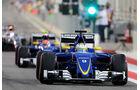 Marcus Ericsson - GP Bahrain 2016