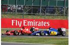 Marcus Ericsson - GP England 2015