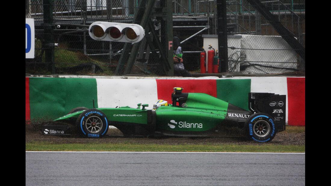 Marcus Ericsson - GP Japan 2014