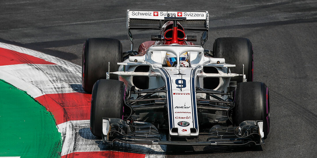 Marcus Ericsson - GP Mexiko 2018