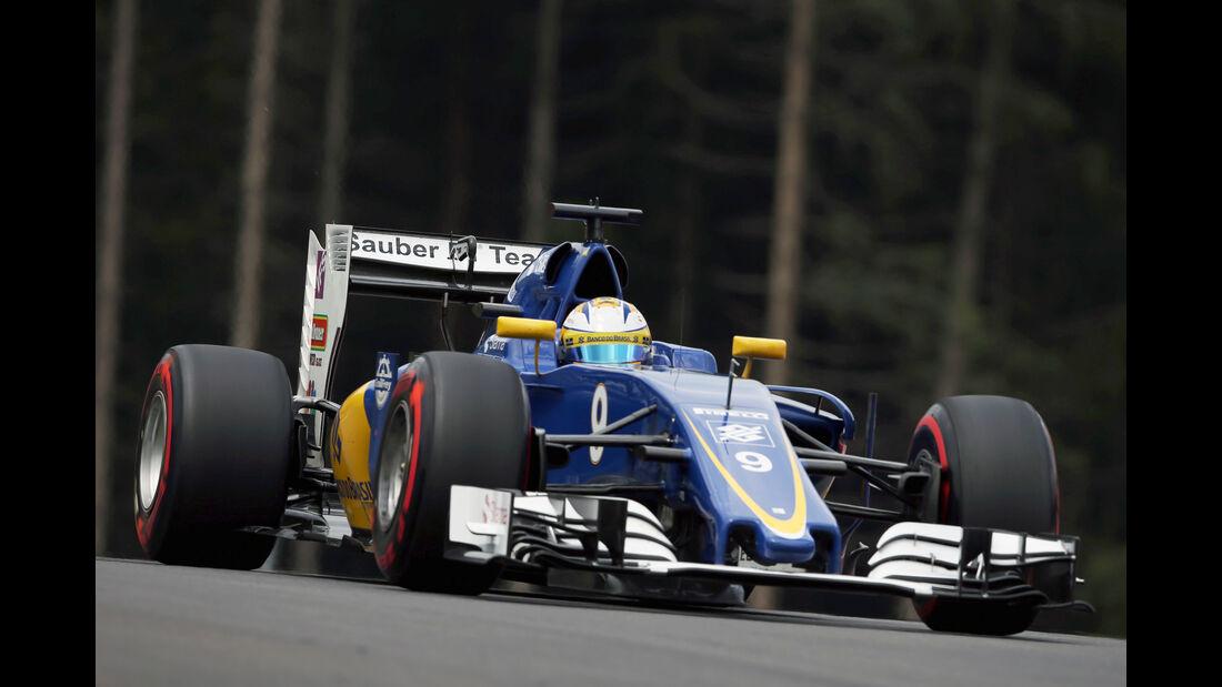 Marcus Ericsson - GP Österreich 2016
