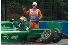 Marcus Ericsson - GP Ungarn 2014 - Danis Bilderkiste