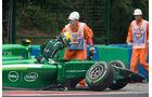 Marcus Ericsson - GP Ungarn 2014