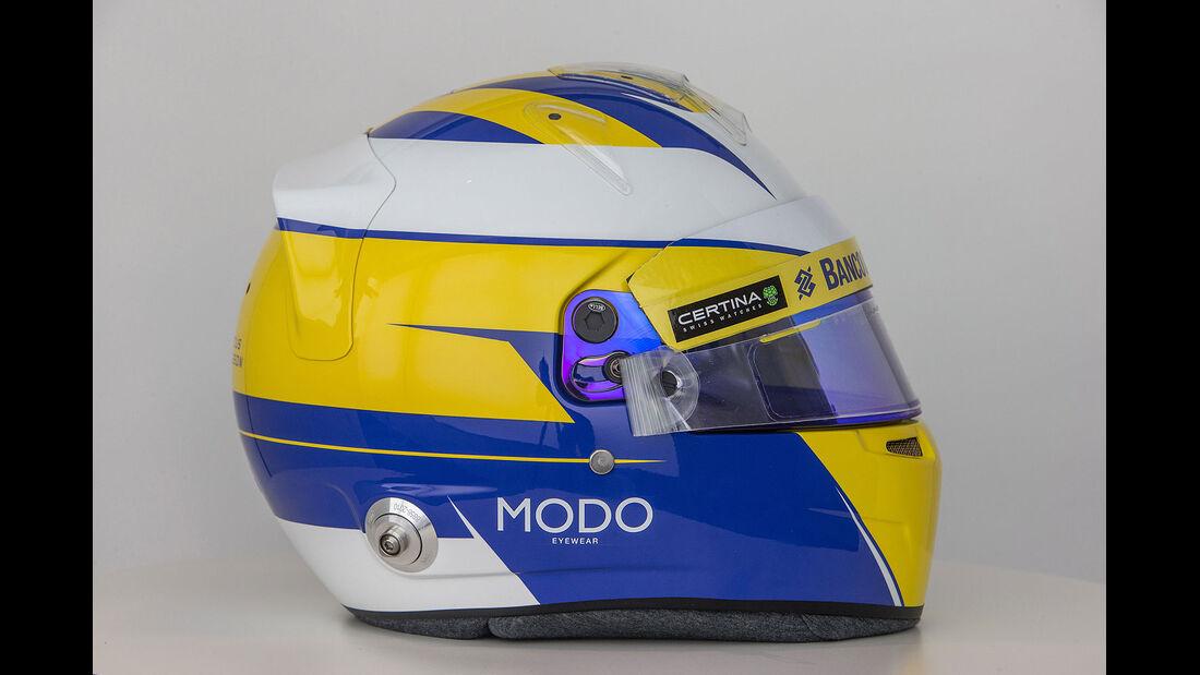 Marcus Ericsson Helm 2015