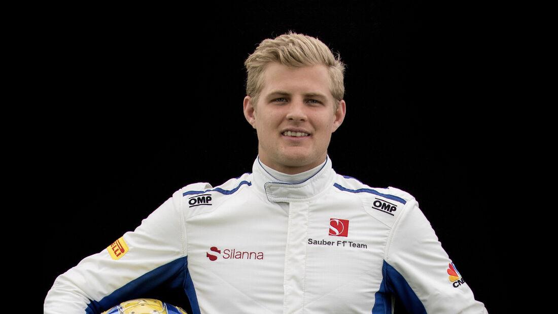 Marcus Ericsson - Porträt - Formel 1 - 2017