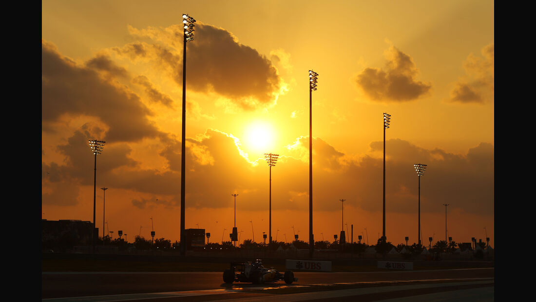 Marcus Ericsson - Sauber - Formel 1 - GP Abu Dhabi - 27. November 2015