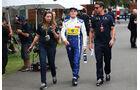 Marcus Ericsson - Sauber - Formel 1 - GP Australien - Melbourne - 14. März 2015