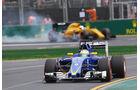 Marcus Ericsson - Sauber - Formel 1 - GP Australien - Melbourne - 19. März 2016