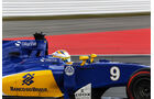 Marcus Ericsson - Sauber  - Formel 1 - GP Deutschland - 30. Juli 2016