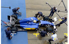 Marcus Ericsson - Sauber - Formel 1 - GP Japan - Suzuka - 25. September 2015