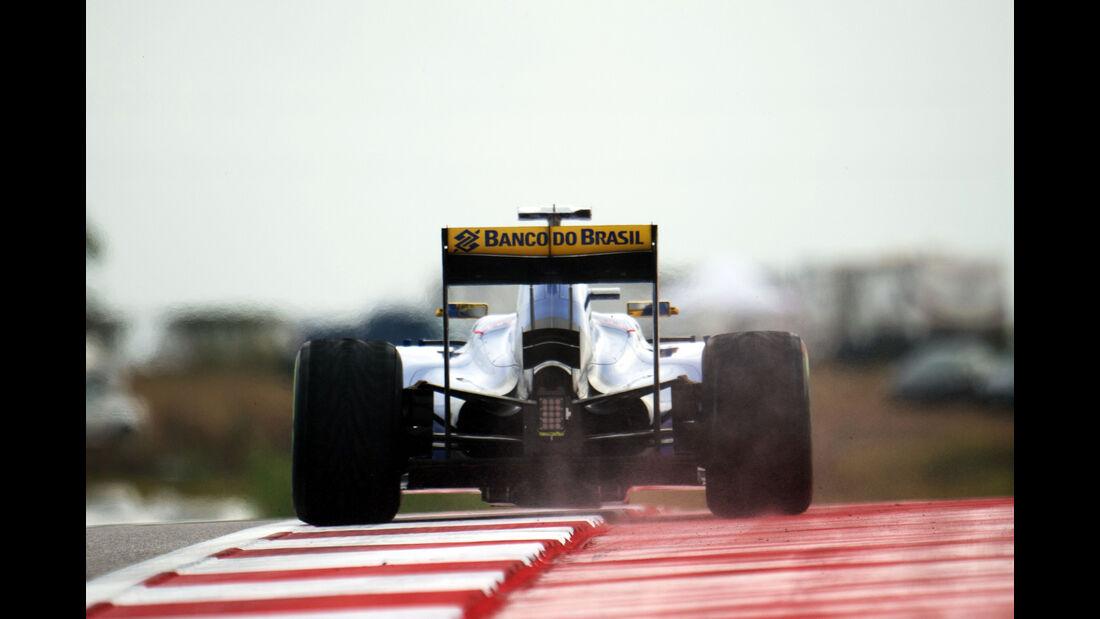 Marcus Ericsson - Sauber - Formel 1 - GP USA - Austin - 23. Oktober 2015