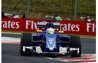 Marcus Ericsson - Sauber - Formel 1 - GP Ungarn - 22. Juli 2016