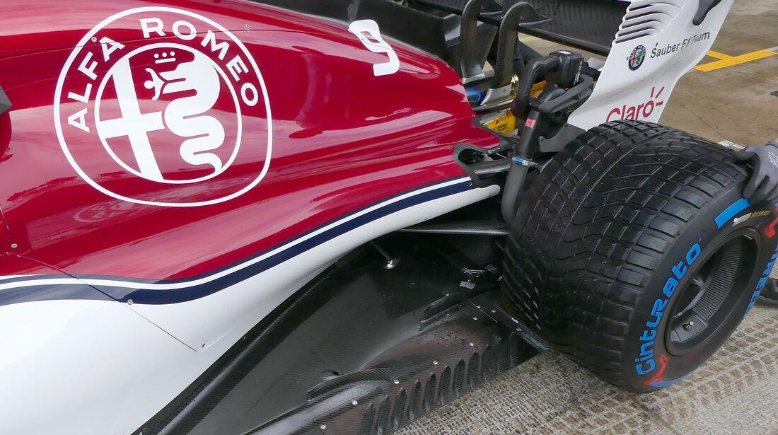 Marcus Ericsson - Sauber - Formel 1 Test - Barcelona - Tag 4 - 1. März 2018