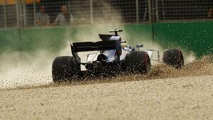 Marcus Ericsson - Sauber - GP Australien - Melbourne - 24. März 2017