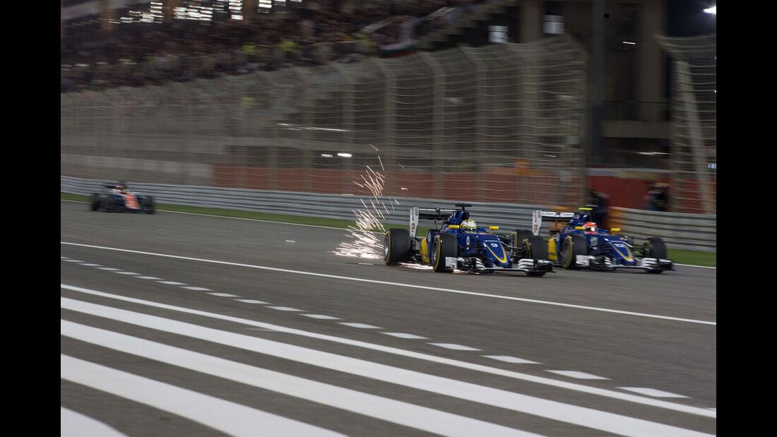 Marcus Ericsson - Sauber - GP Bahrain 2016