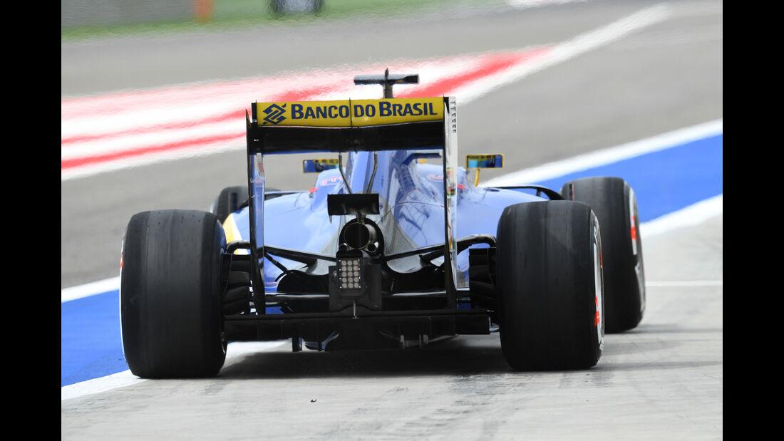 Marcus Ericsson - Sauber - GP Bahrain - Formel 1 - 1. April 2016