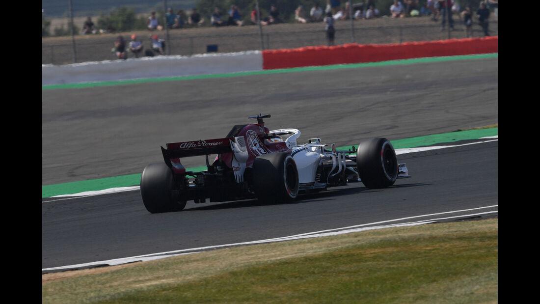 Marcus Ericsson - Sauber - GP England - Silverstone - Formel 1 - Freitag - 6.7.2018