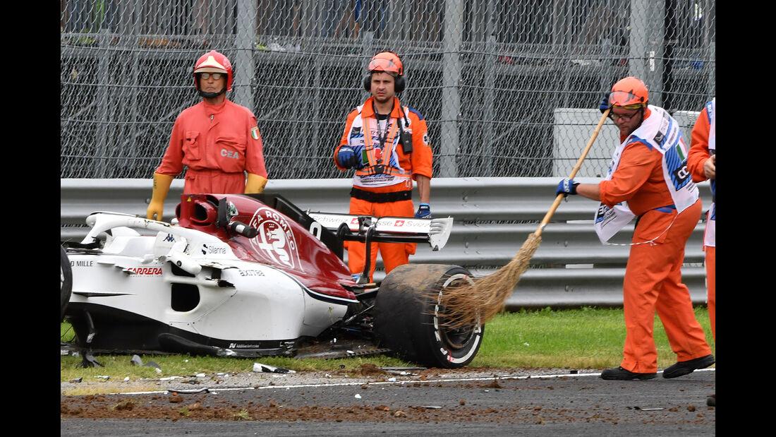 Marcus Ericsson - Sauber - GP Italien 2018