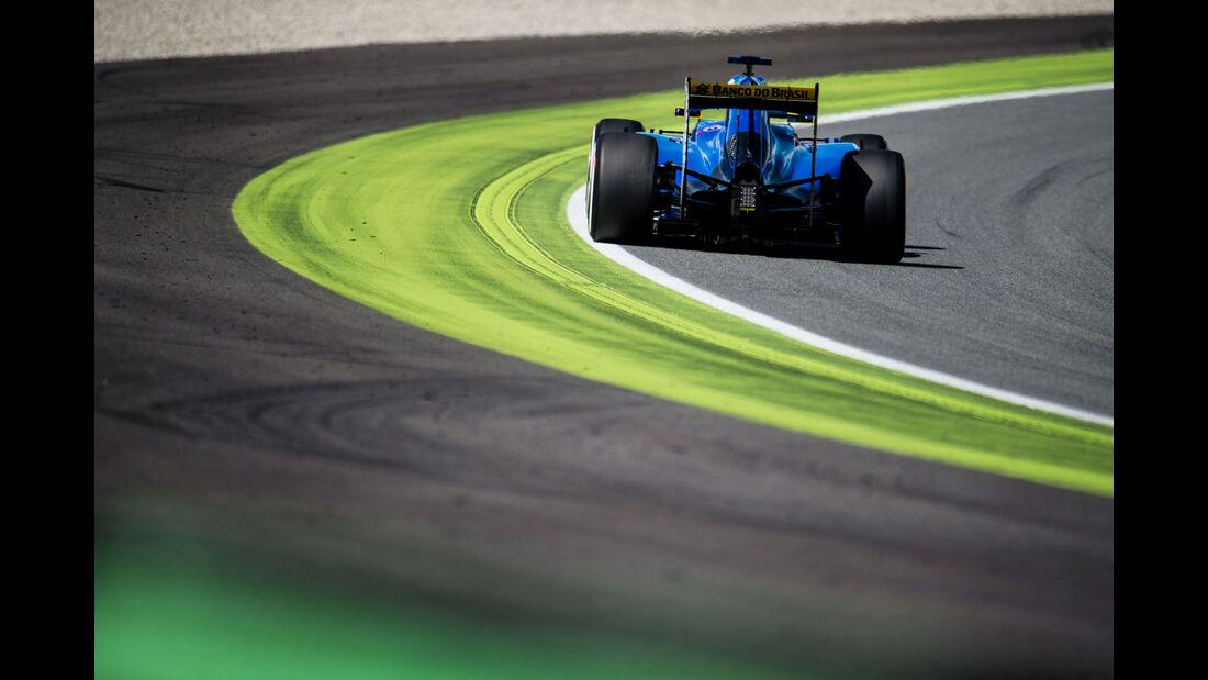 Marcus Ericsson - Sauber - GP Italien - Monza - Qualifying - 5.9.2015