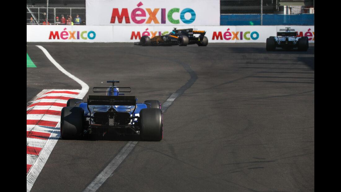 Marcus Ericsson - Sauber - GP Mexiko 2017 - Qualifying