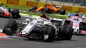 Marcus Ericsson - Sauber - GP Mexiko 2018