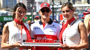 Marcus Ericsson - Sauber - GP Monaco - Formel 1 - Freitag - 25.5.2018