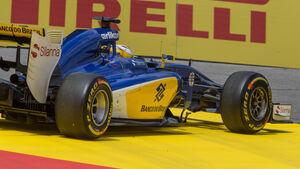 Marcus Ericsson - Sauber - GP Österreich 2015