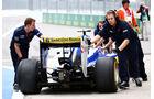 Marcus Ericsson - Sauber - GP Russland - Sochi - Freitag - 9.10.2015
