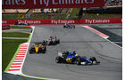 Marcus Ericsson - Sauber - GP Spanien 2016 - Barcelona - Sonntag - 15.5.2016